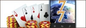 Play on your mobile device casino games