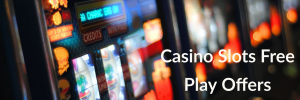 Casino Slots Free Play Offers Silversands